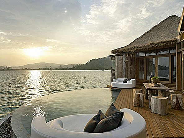 """The Ultimate Luxury Destination for the Sweethearts: Daina Saa Private Island"""