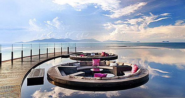 Whatever, Whenever Paradise In Tailandas - New W Hotel Koh Samui