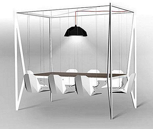 The Swing Table van Duffy London