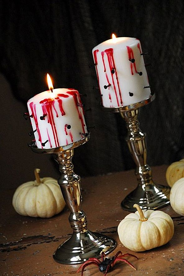 9 Spooky, Scary Halloween DIY for the family