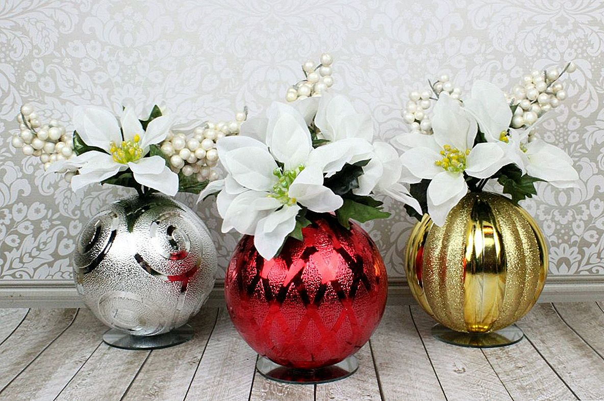 Kerst Ornament Floral tabel Decor
