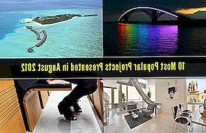 Ağustos 2012'de Sunulan En Popüler 10 Proje