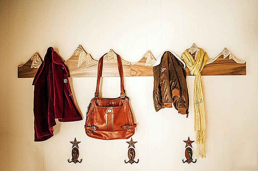 Fresh Find: Mountain Coat Rack