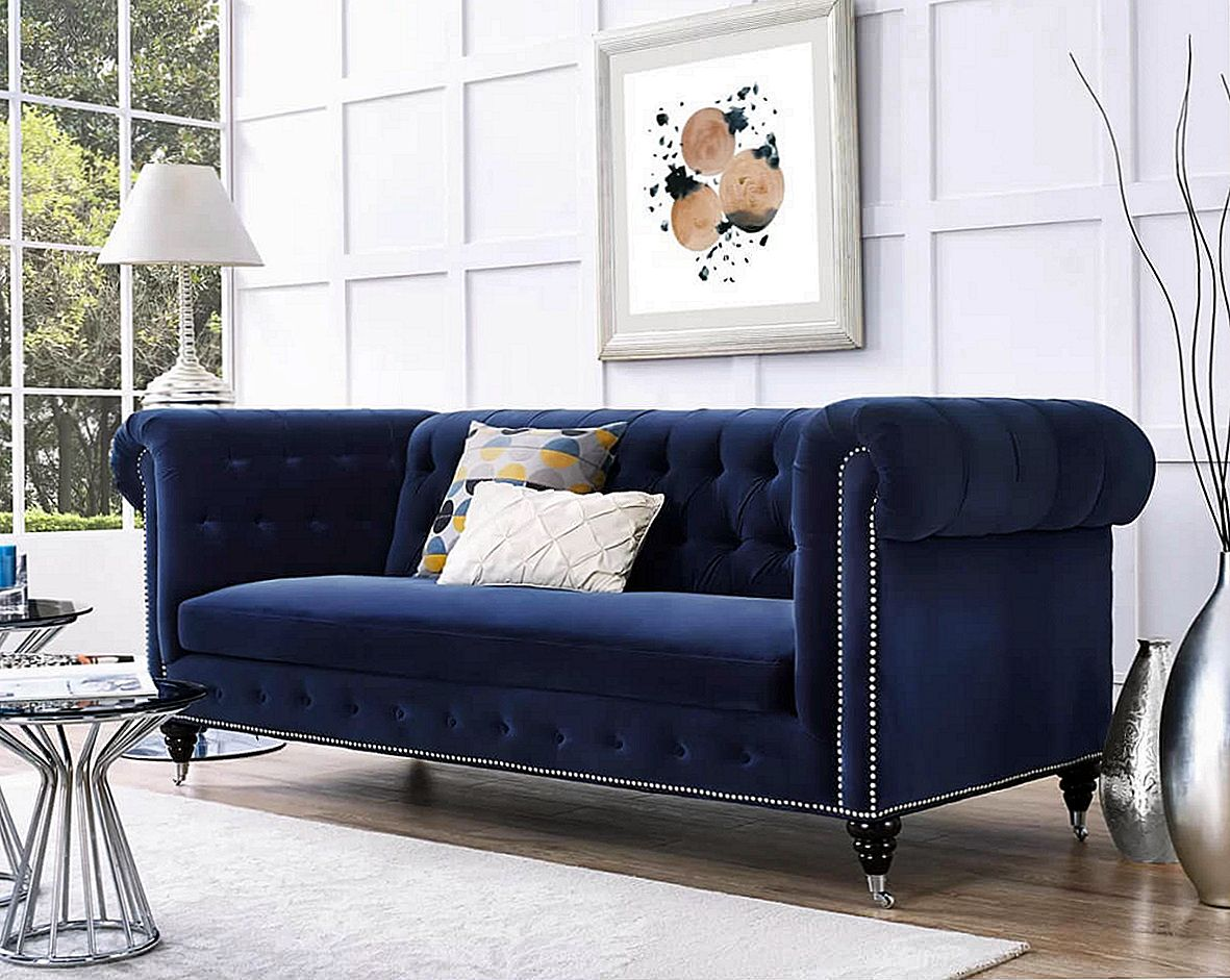 12 Dreamy Velvet Sofas You'll Love