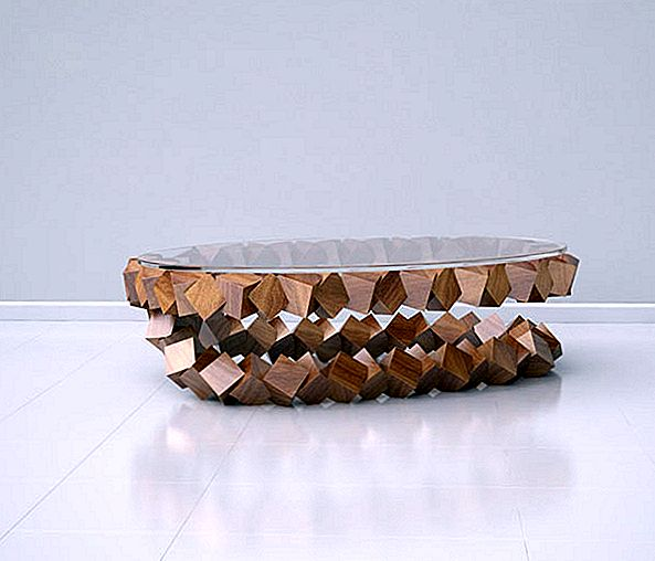 Corocotta Table av Jason Phillips Design
