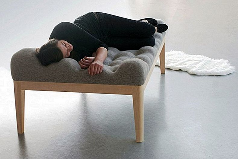 Daybed Highly Inviting Upholstered: Kulle di Stefanie Schissler