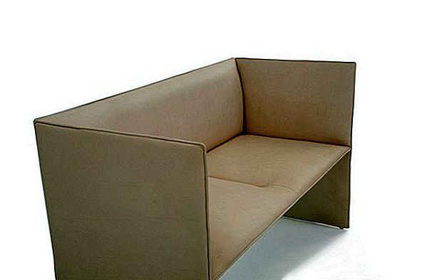 Slick and Slender: Mono Sofa by LK Hjelle
