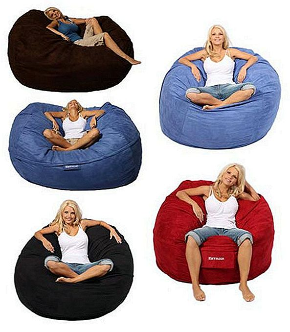 Sumo Lounger: Playful Way to Relax