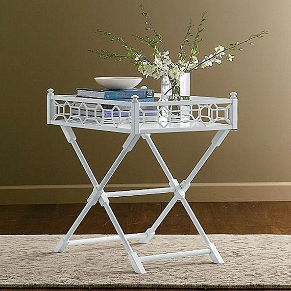 Lattice Nightstand tabel