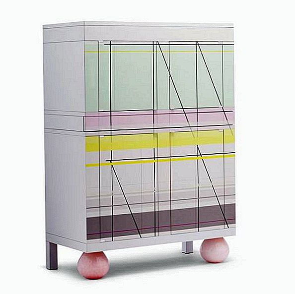 Moderne Amsterdam Armoire