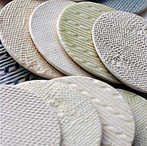Knitware Coasters