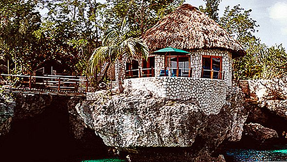 The Rockhouse Hotel in Negril, Jamaica