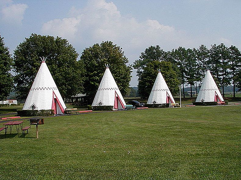 Wigwami motellid