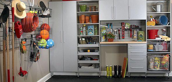 10 lihtsat garaaži DIY ideede korraldamine