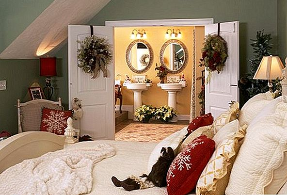 10 Winter Home Decorating Ιδέες