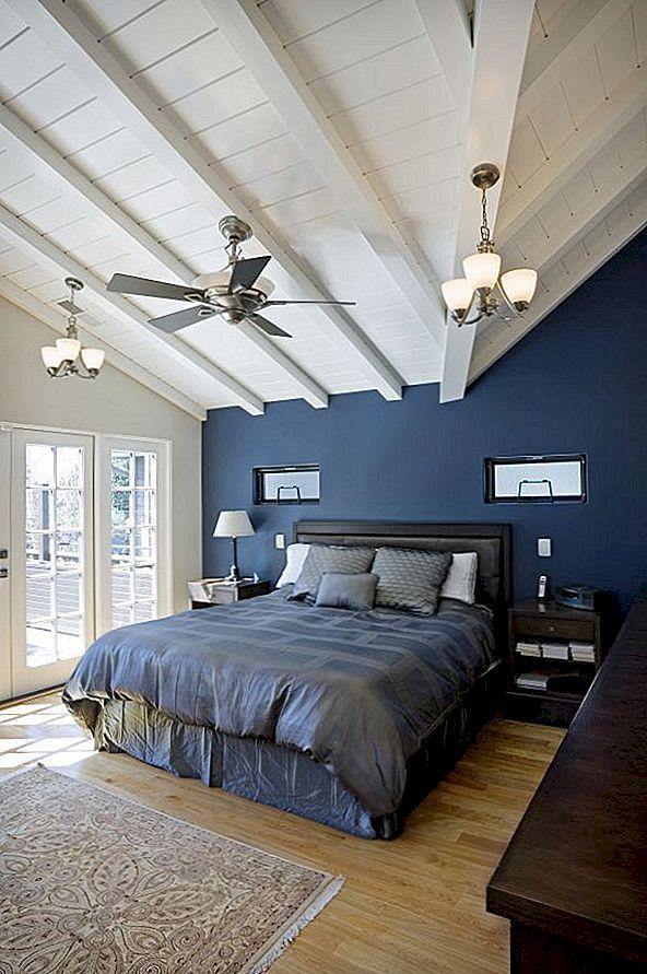 Õige värvi valimine oma magamistoas: sümbolism ja ettepanekud