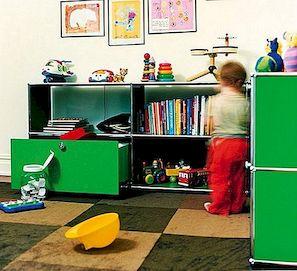 Kuidas valida õige mööbel lastekeskuses