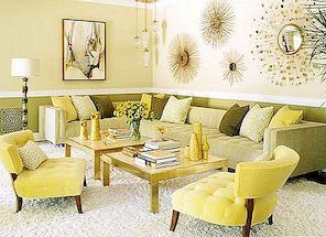 Kaip sukurti šiltą dekorą, naudojant spalvas?