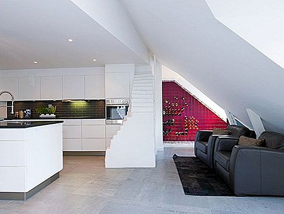 Inspirerende White Interior Home
