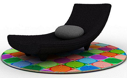 Tadeo Presa Metla Chaise Lounge