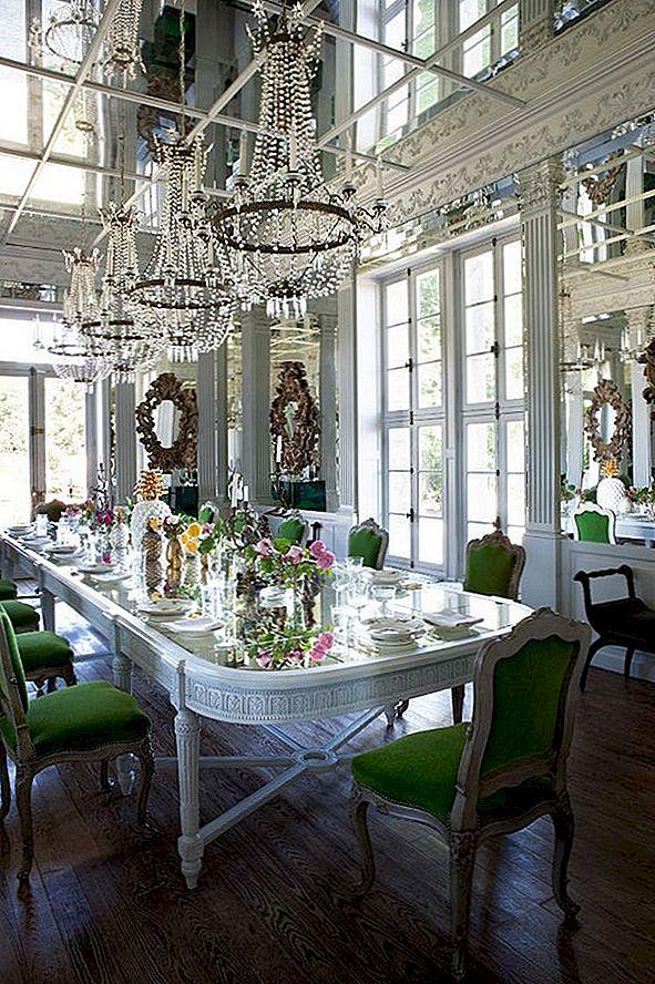 Stilig og glamorøst interiør av Marianne Cotterill