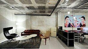 Betooni ilu sisekujundusest arhitektuurile