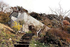 Ainulaadne Hitoshi Uchida maja