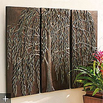 Willow Tree Triptych