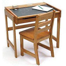 Tagasi kooli: loov lauaplaat ülaosa lastele
