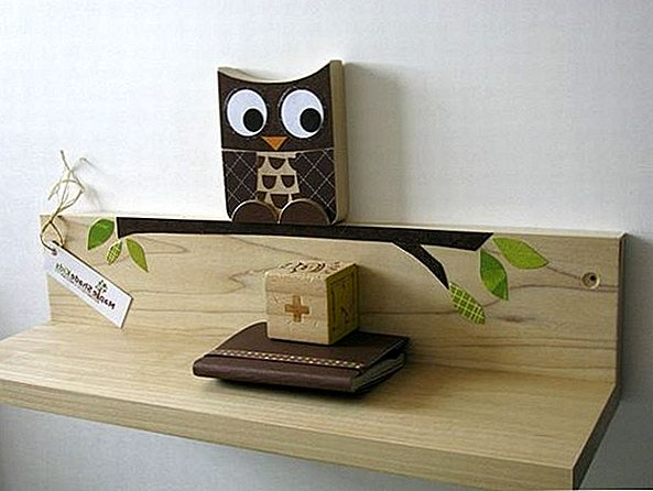 Chocolate Brown Owl Hylle