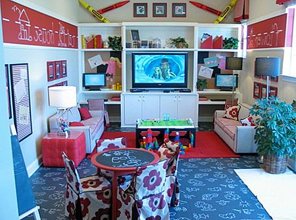 Five Kids 'Playroom Ideas To Inspire
