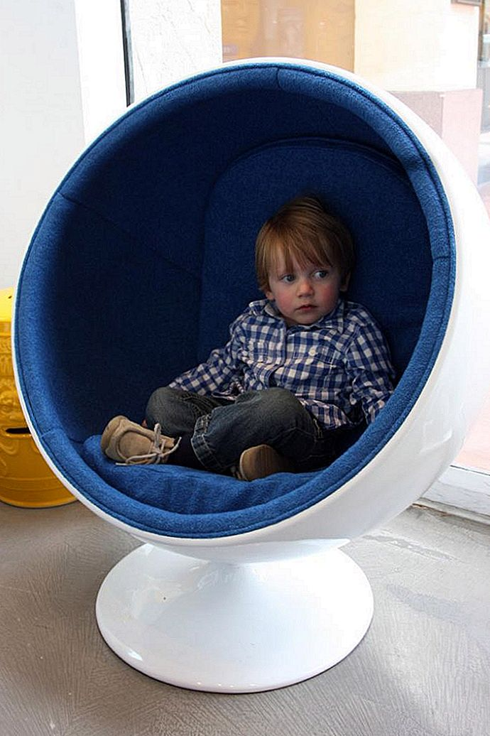 Lastele ball chair