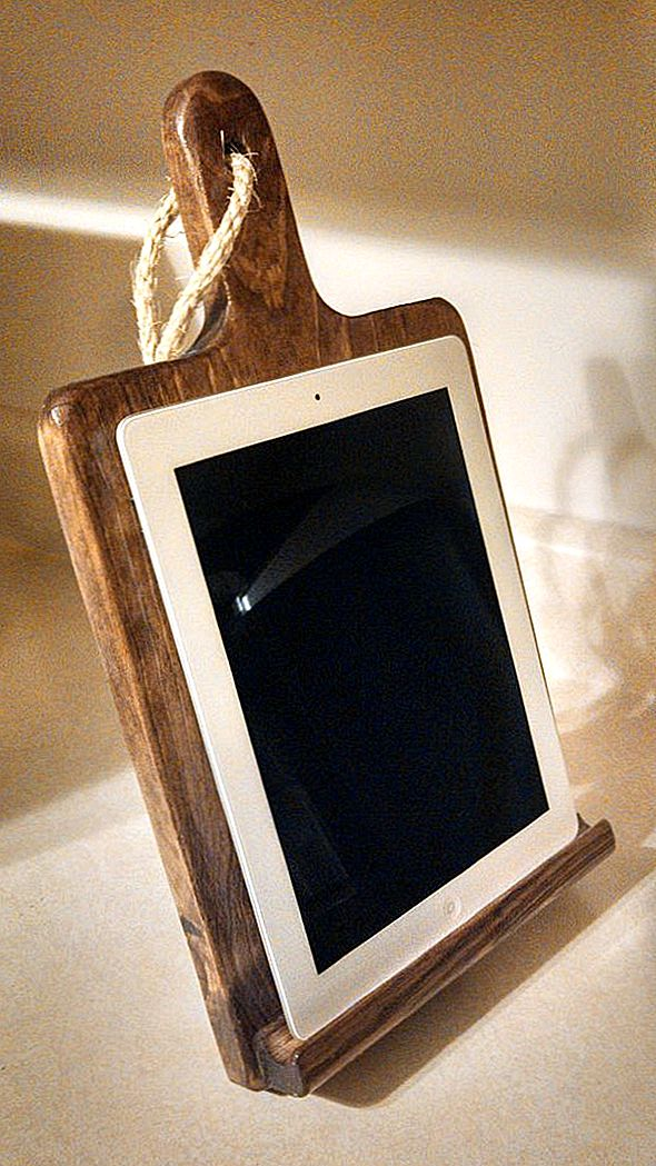 11 Cool Tablet stoji za Modern Cook