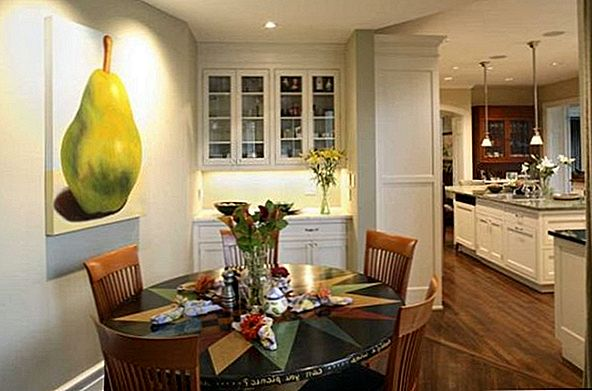 5 Inspiring Kitchen Artwork Ideed