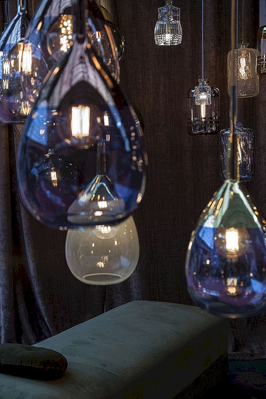 """Mesmerising World of Hand-blown Glass Lamps"""