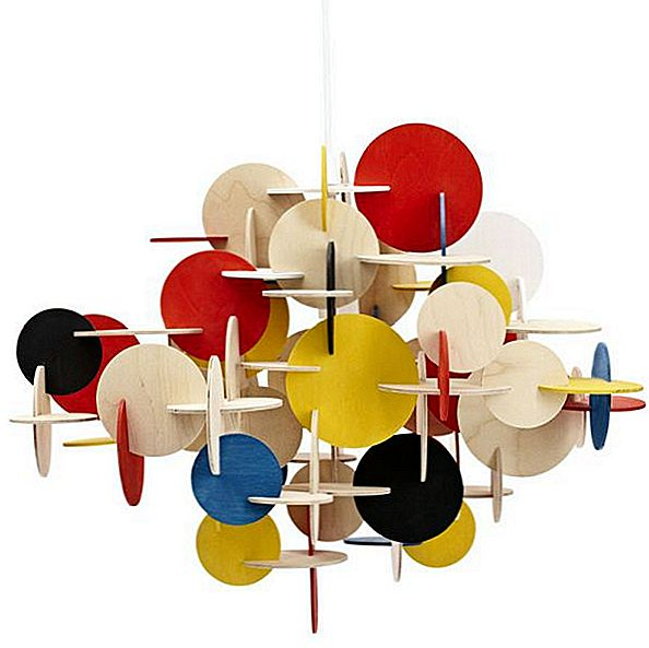 Vacker Bau Pendant Light Fixture