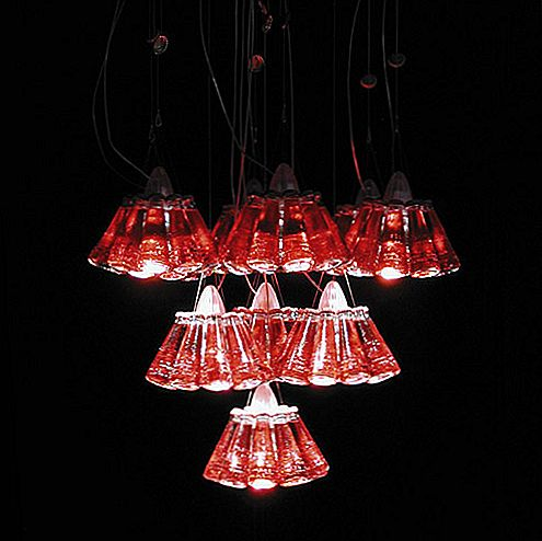 Campari Pendant Light