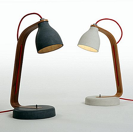 "Benjamin Hubert ""Heavy Desk Light"", skirtas dekoduoti"