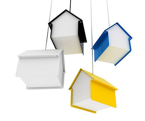 Sweet ja armas hut Pendant Light