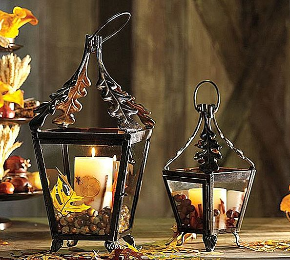 Wonderful Leaf Lantern