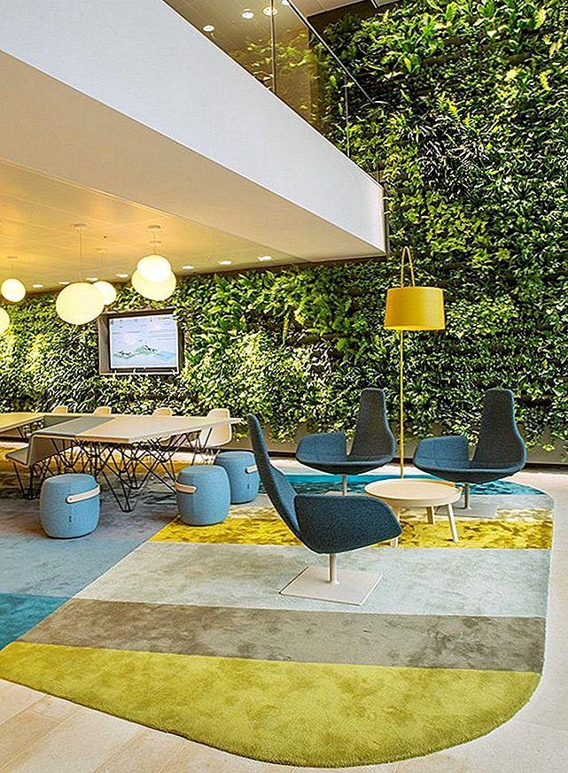 NUON-kontor eller hur man skapar en inspirerande arbetsplats