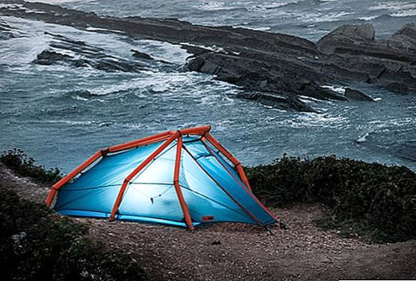 Top 13 Outdoor Camping Tent Designs Me Love