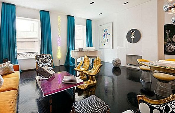 Contemporary 20 East 65th Street Manhattan Apartment