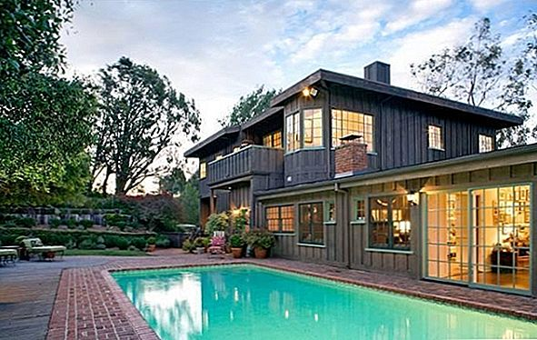 Sally Field's Malibu Home