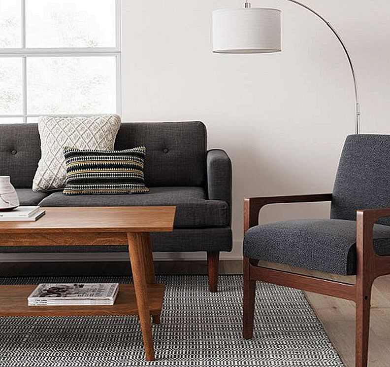 Target Selles Mid-Century Modern Furniture for Steal