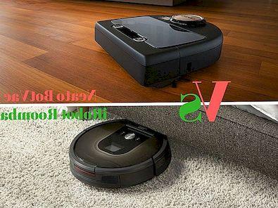 Neato BotVac vs iRobot Roomba 980: milline robot vaakum on teie jaoks parem?