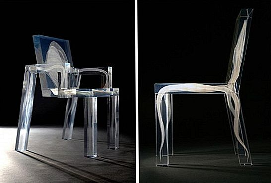 Eye Catching Ghost Chair från Studio Drift