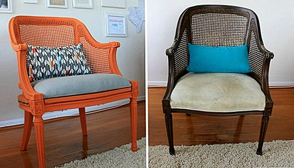 Come Reupholster A Chair: 10 idee chic
