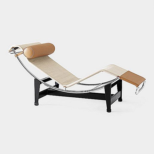 Moderna in udobna Le Corbusier Chaise Longue