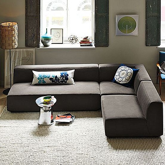 "Modulinis ""Baxter Sectional"""